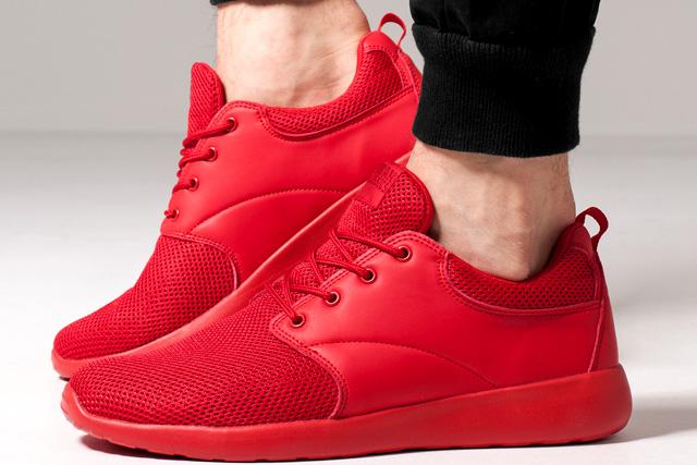 rote sneaker heren trend 2016 wie rote sneaker kombinieren. Black Bedroom Furniture Sets. Home Design Ideas