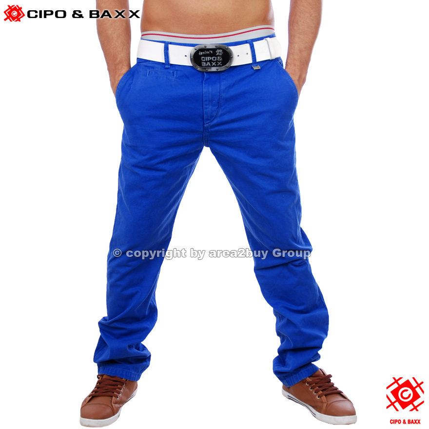 blaue hose männer