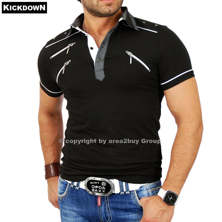 kickdown kdwn clubwear club t shirt poloshirt party polo. Black Bedroom Furniture Sets. Home Design Ideas