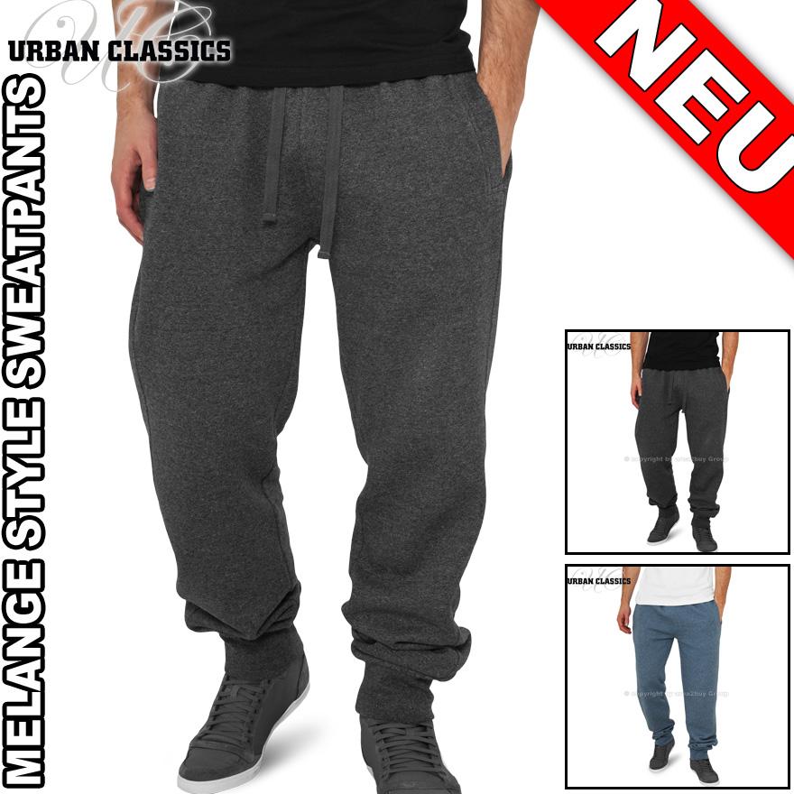 urban classics herren sweatpants jogging hose s xxl. Black Bedroom Furniture Sets. Home Design Ideas