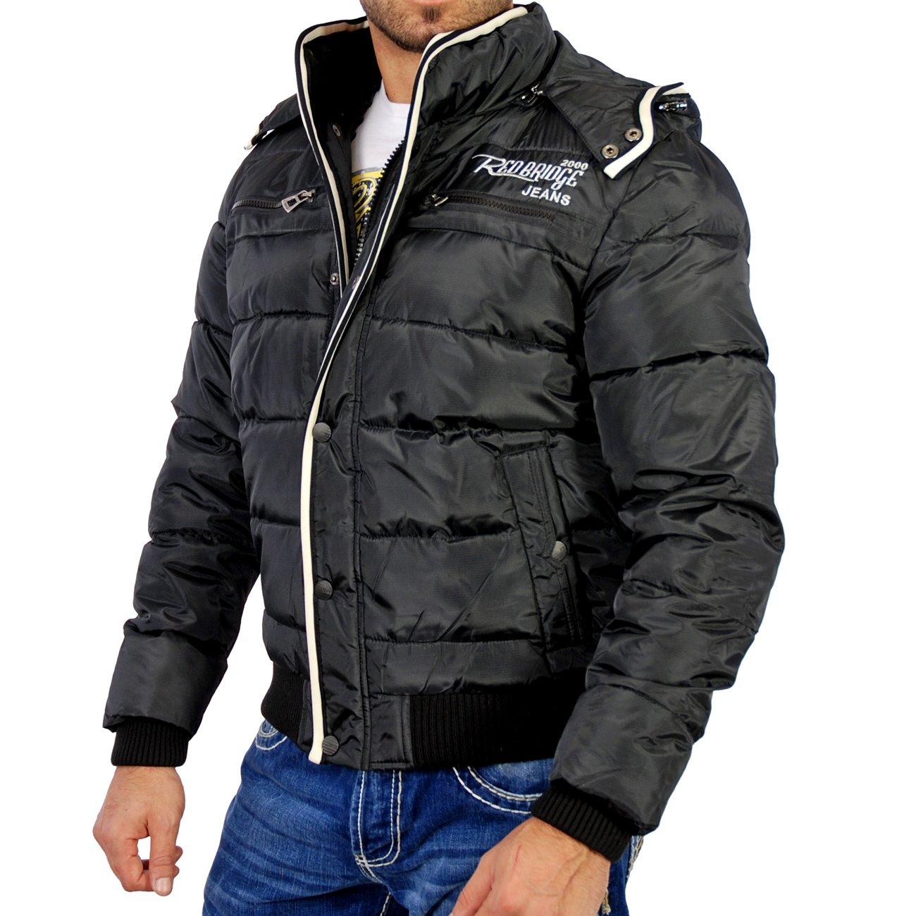winterjacke herren redbridge 5202 kapuzenjacke kaufen