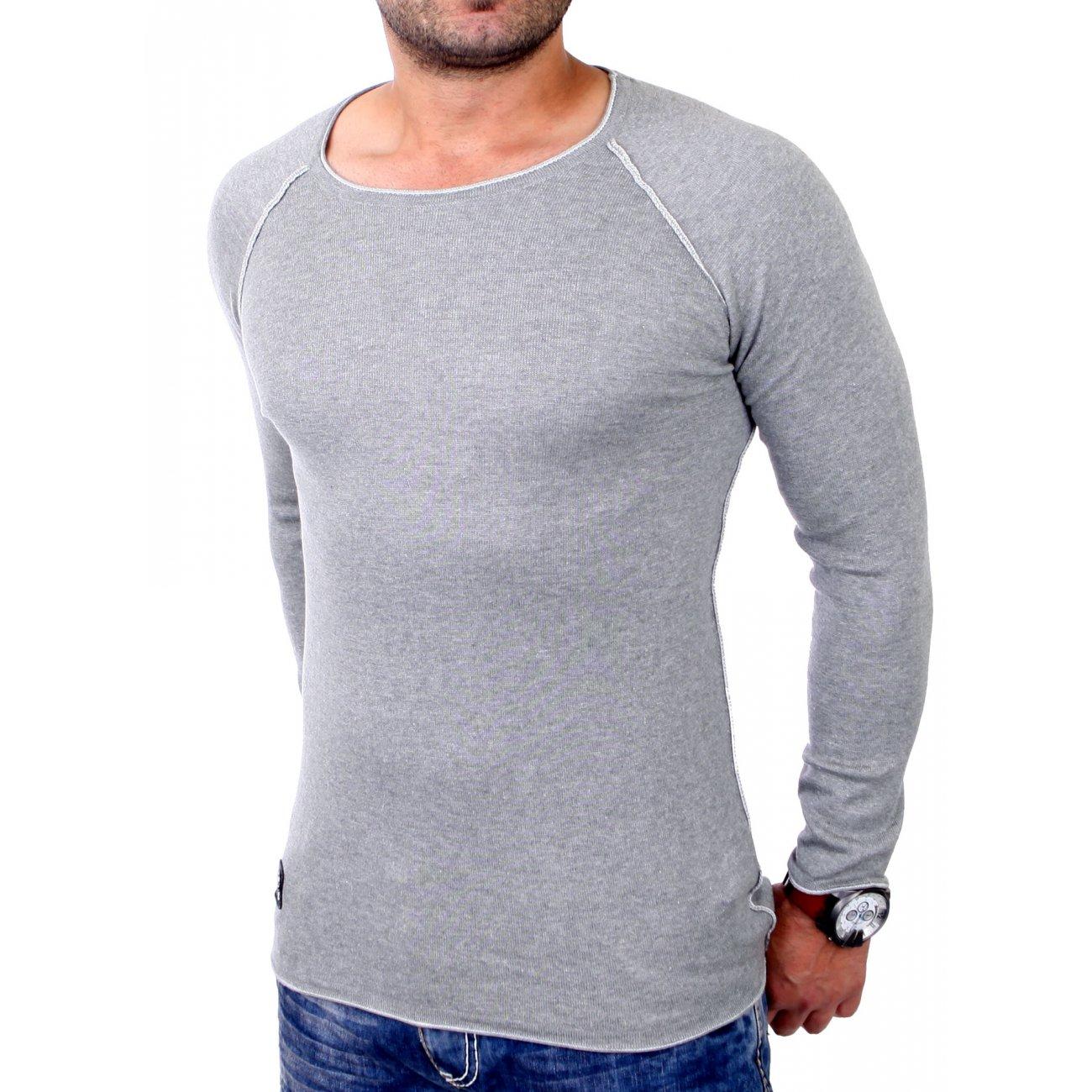 redbridge sweatshirt herren rundhals slim fit pullover. Black Bedroom Furniture Sets. Home Design Ideas