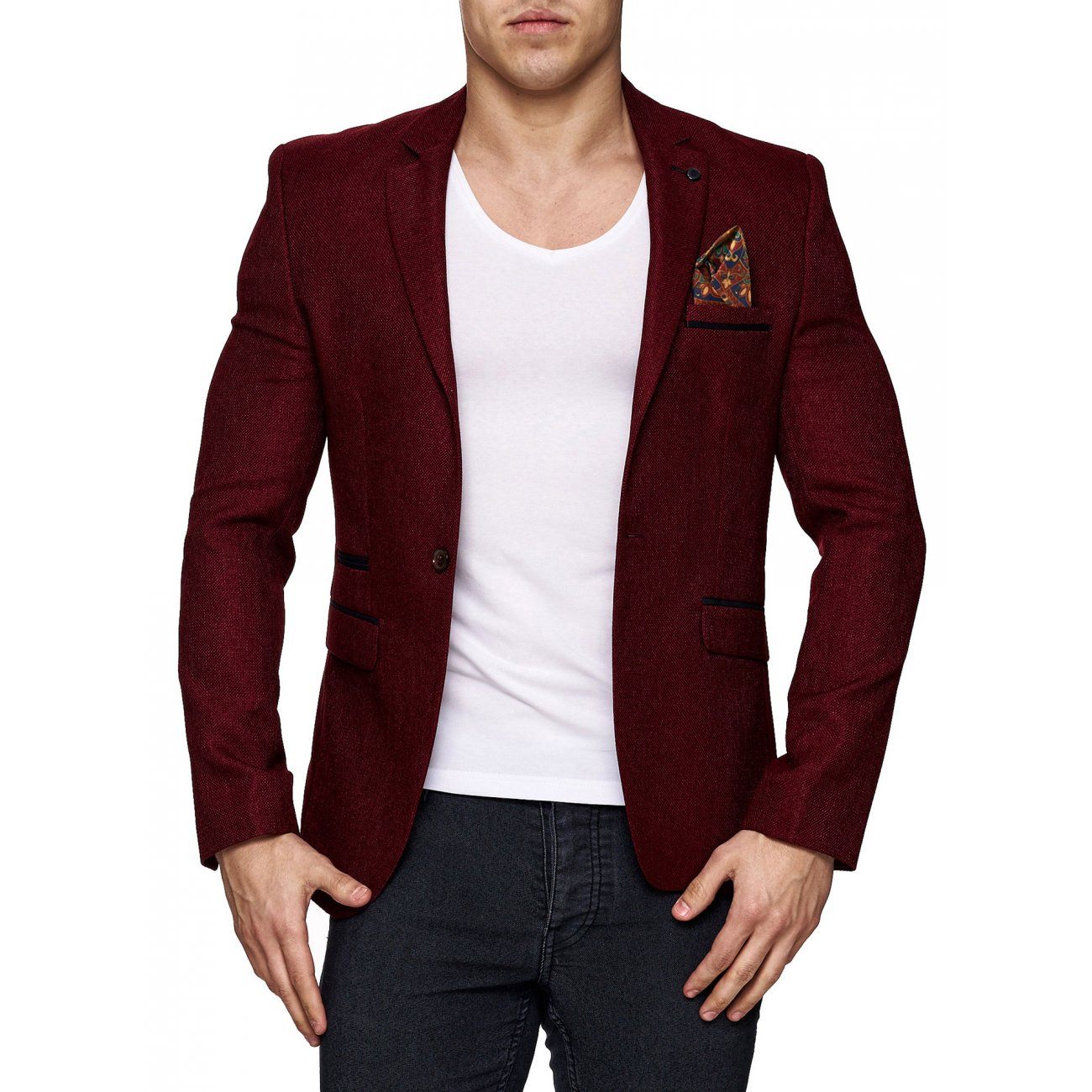 Discover FLATSEVEN men's clothing and accessories including mens casual jackets, blazer, coats, dress shirts, t-shirts, sweaters, suits, chinos, jeans and accessories for men who loves unique style.