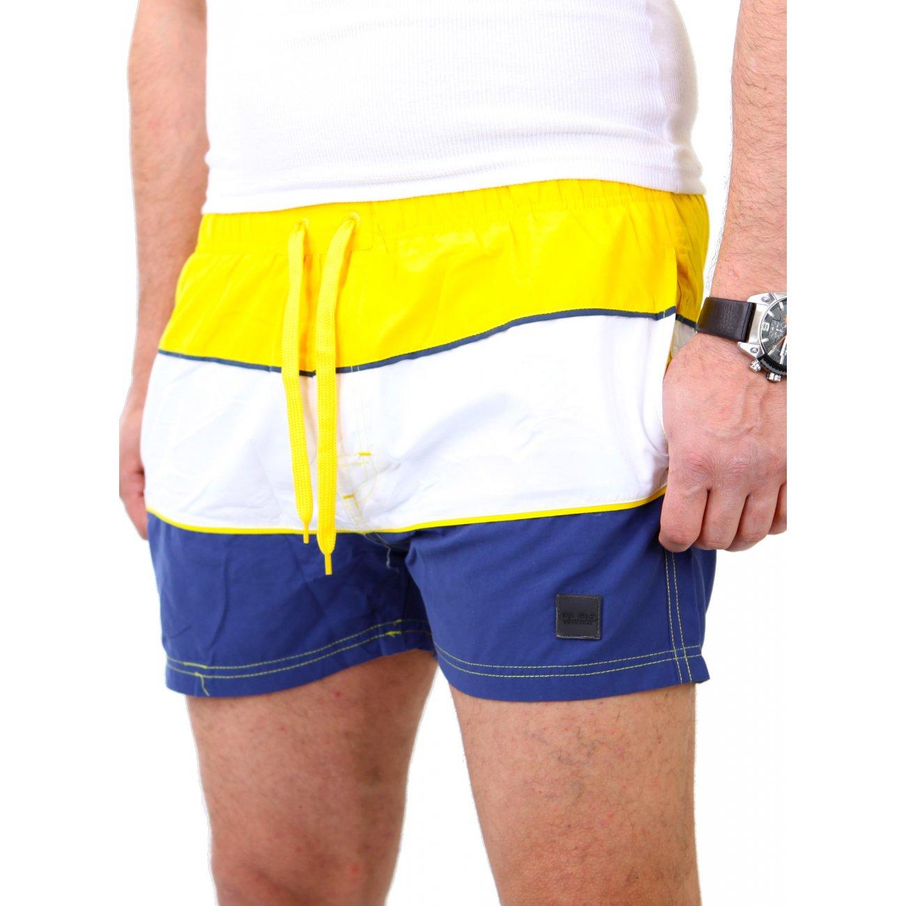 reslad shorts herren badehose schwimmshort bermuda capri rs 8581 gelb. Black Bedroom Furniture Sets. Home Design Ideas