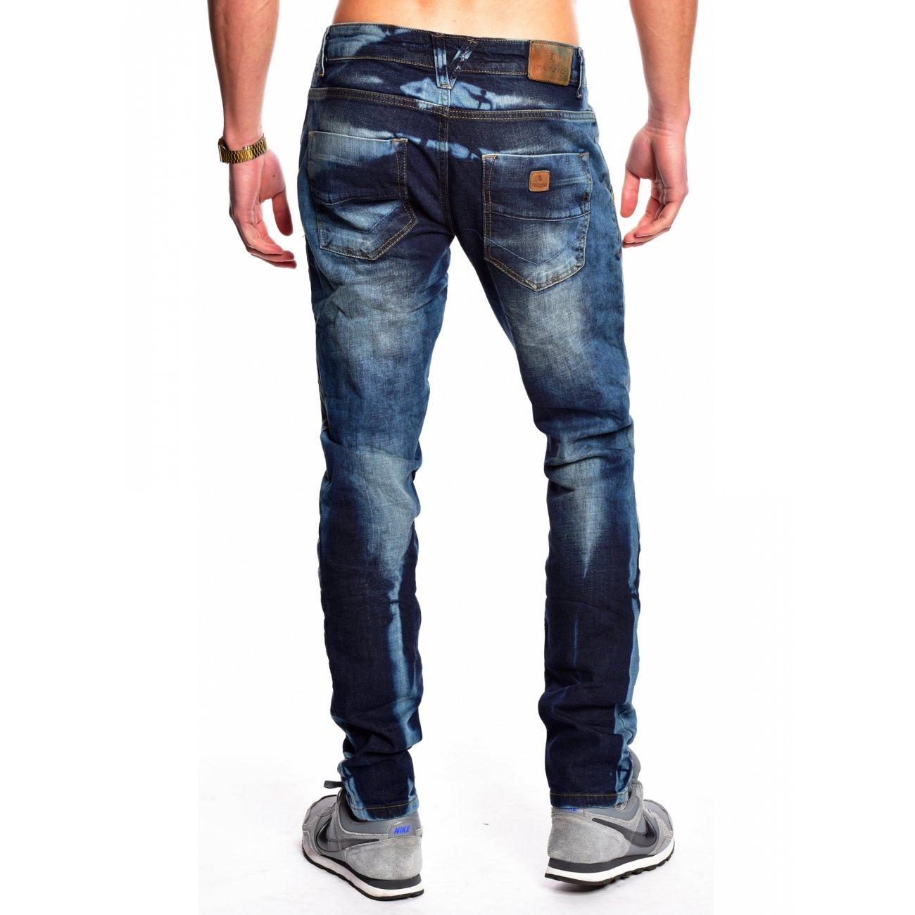 herren jeans blau tazzio 503 jeans herren g nstig kaufen. Black Bedroom Furniture Sets. Home Design Ideas