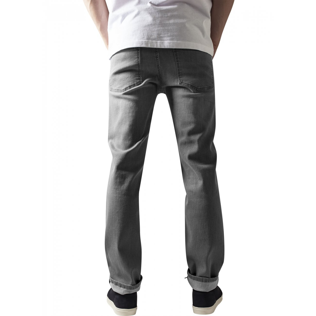 stretch jeans herren urban classics jeans denim tb 1437. Black Bedroom Furniture Sets. Home Design Ideas