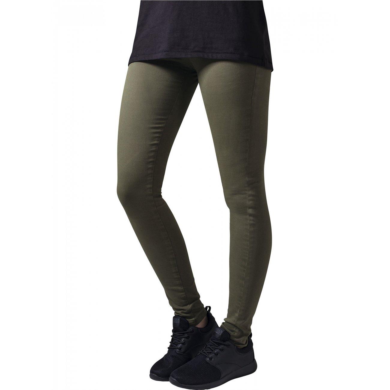 skinny jogginghose urban classics damen slim fit. Black Bedroom Furniture Sets. Home Design Ideas