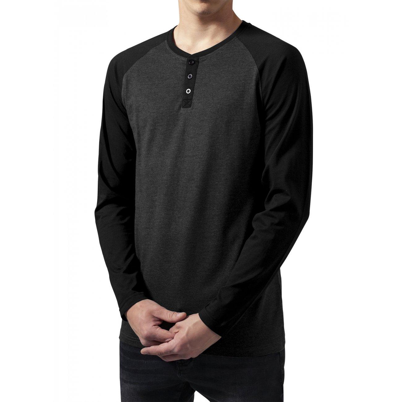 urban classics longshirt herren tb 1374 raglan shirts. Black Bedroom Furniture Sets. Home Design Ideas