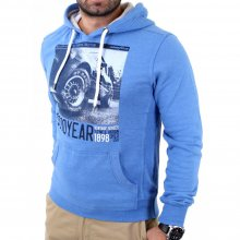 Goodyear Herren SALT LAKE CITY Hooded Kapuzen Pullover...