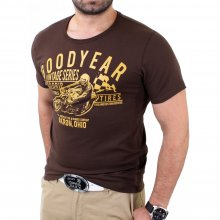 Goodyear Herren WINSTON-SALEM Stretch T-Shirt GY-400202...