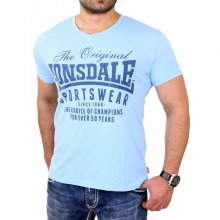Lonsdale T-Shirt Herren HALSTEAD Regular Fit Shirt...