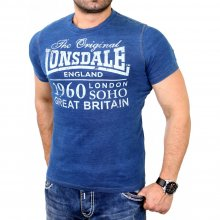 Lonsdale T-Shirt Herren MEREWORTH Slim Fit Shirt...