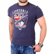 Lonsdale T-Shirt Herren SHORNE Regular Fit Shirt...