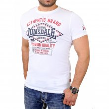 Lonsdale T-Shirt Herren SWANLEY Stretch Fit Shirt...