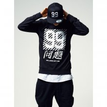 Mister Tee Sweatshirt Herren CHINESE PROBLEMS Crewneck...