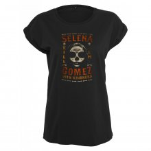 Merchcode T-Shirt Damen SELENA GOMEZ Kill Em Print Shirt...