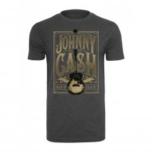Merchcode T-Shirt Herren JOHNNY CASH Man in Black Shirt...