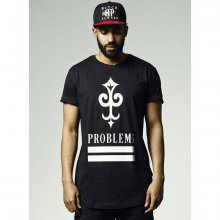 Mister Tee T-Shirt Herren KEY PROBLEMS Long Tee Shirt...