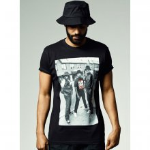 Mister Tee T-Shirt Herren RUN DMC KINGS OF ROCK Print...