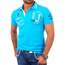 Redbridge Herren Party Club Style Poloshirt RB-1624