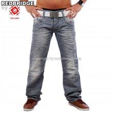 Redbridge RB-91 Stone Washed Vintage Jeans Grau W30 / L34