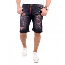 Rusty Neal Shorts Herren CAMBRIDGE Jeans Bermuda Capri...