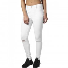 Urban Classics Hose Damen Cut Knee Destroyed Denim...