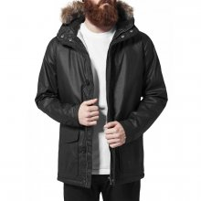 Urban Classics Jacke Herren Coated Cotton Parka TB-896...
