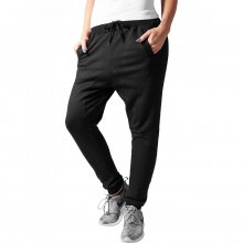 Urban Classics Jogginghose Damen Deep Crotch Freizeit...
