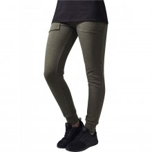 Urban Classics Jogginghose Damen Fitted Slub Terry...