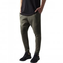 Urban Classics Jogginghose Herren Pleat Biker Look...