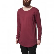 Urban Classics Langarmshirt Long Shaped Fashion...