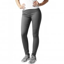 Urban Classics Leggings Damen Chino Style Treggings TB-781