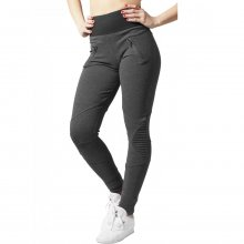 Urban Classics Leggings Damen High Waist Interlock...