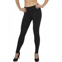 Urban Classics Leggings Damen Slim Fit Jersey Damenhose...