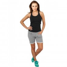 Urban Classics Shorts Damen 5 Pocket Beinumschlag...