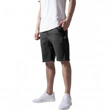 Urban Classics Shorts Herren Side-Zip Leather Imitation...