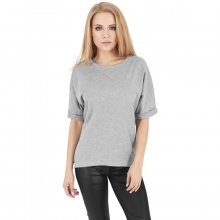 Urban Classics Sweatshirt Damen Short Sleeve Terry...