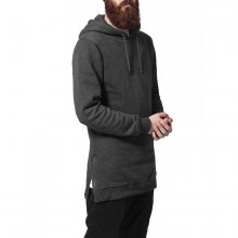 Urban Classics Sweatshirt Herren Long Side Zipped Hoody...