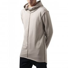 Urban Classics Sweatshirt Herren Long Slub Terry Open...