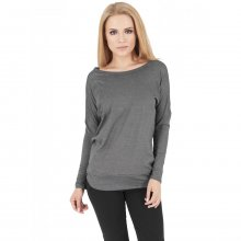 Urban Classics T-Shirt Damen Pin Stripe 3/4 Sleeve Shirt...