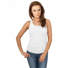 Urban Classics Tank Top Damen Basic Jersey Singlet Shirt...