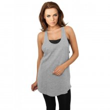 Urban Classics Tank Top Damen Long Loose Racerback...