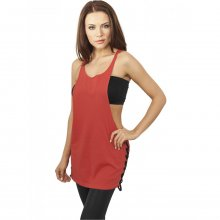 Urban Classics Tank Top Damen Side Knotted Loose Fit...