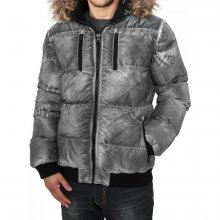 Urban Classics Winterjacke Herren Spray Dye Look...