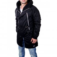 VSCT Winterjacke Herren Double-Zipper Huge Luxury Parka...