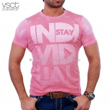 Vsct V-5640402 Magic Touch T-shirt pink