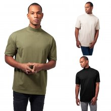 Urban Classics T-Shirt Herren Oversized Turtleneck...