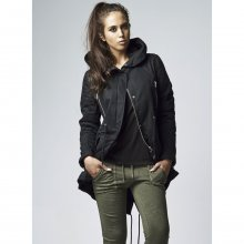Urban Classics Winterjacke Sherpa Lined Cotton Parka...