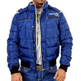 Redbridge Herren Winter Kapuzen Jacke RB-5202